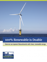 100% Renewable is Doable - cover